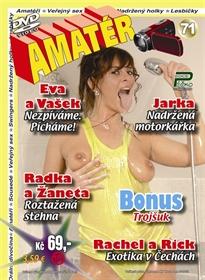 Obrázek DVD Edice Péčko Amatér 71