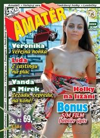 Obrázek DVD Edice Péčko Amatér 73
