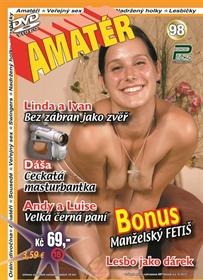 Obrázek DVD Edice Péčko Amatér 98