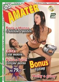 Obrázek DVD Edice Péčko Amatér 101