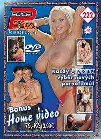 Obrázek DVD Edice Péčko 222
