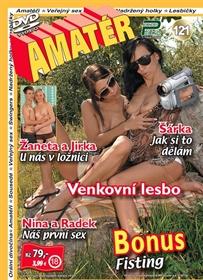 Obrázek DVD Edice Péčko Amatér 121