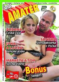 Obrázek DVD Edice Péčko Amatér 136