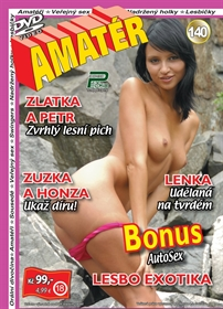 Obrázek DVD Edice Péčko Amatér 140