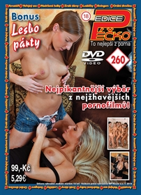 Obrázek DVD edice Péčko 260